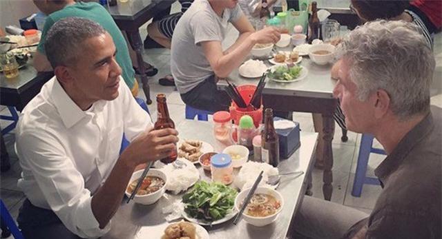 Kịch bản Obama ăn bún chả ở Hà Nội, Obama ăn bún chả Hà Nội, Obama, bún chả Hà Nội, đầu bếp Bourdain, Obama đến Việt Nam