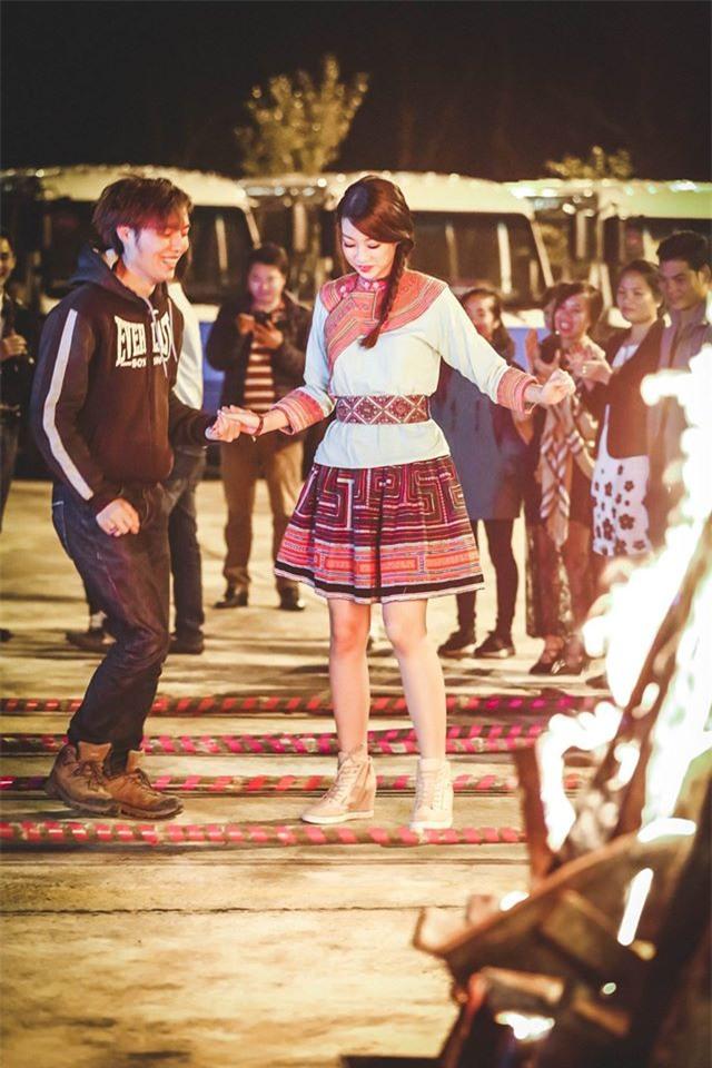 Hoa hậu Mỹ Linh lấn sân làm MC Truyền hình - Ảnh 3.