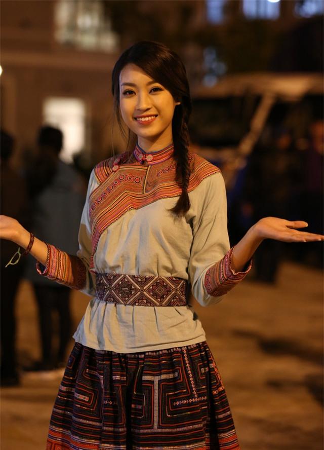 Hoa hậu Mỹ Linh lấn sân làm MC Truyền hình - Ảnh 5.