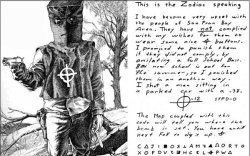 Sát nhân Zodiac: kẻ giết người hàng loạt bí ẩn nhất lịch sử - Ảnh 2.