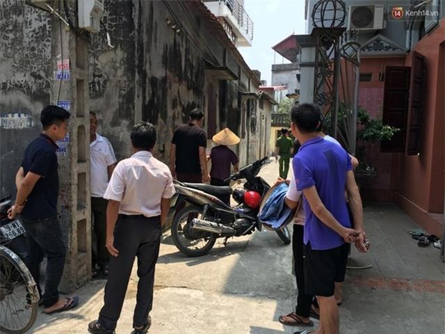 Hà Nội: Ngạt khí độc từ máy phát điện, 6 người thương vong - Ảnh 3.