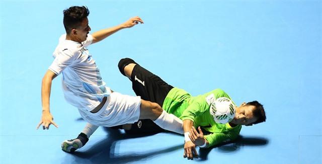 Futsal World Cup: FIFA ca ngợi chiến binh bất khuất của Việt Nam