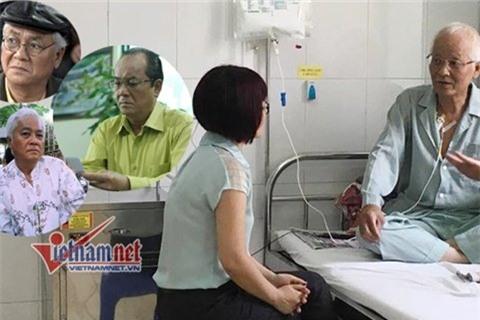 Diễn viên Duy Thanh giành giật sự sống với hai bệnh ung thư - Ảnh 1.