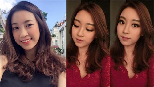 pham huong, ky duyen bien hoa chong mat khi doi cach make up - 8