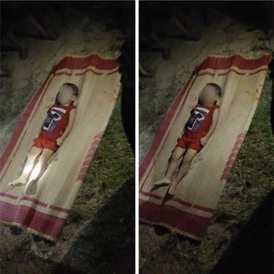 Xót xa bé trai 3 tuổi chết đuối thương tâm ở Thái Nguyên - Ảnh 3.