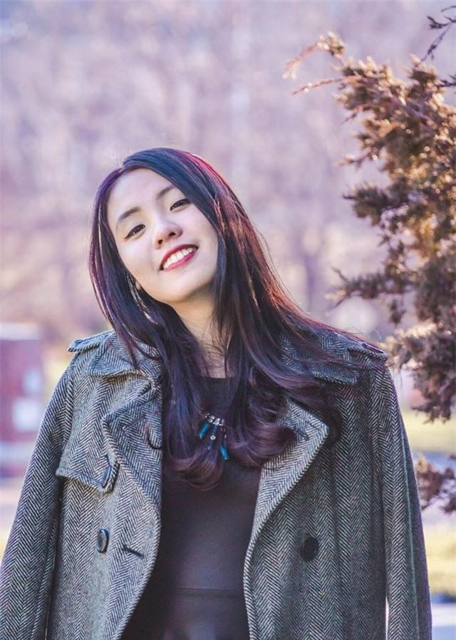 Hải Linh đang là sinh viên năm 2 ngành Khoa học máy tính tại ĐH Rice, Mỹ.
