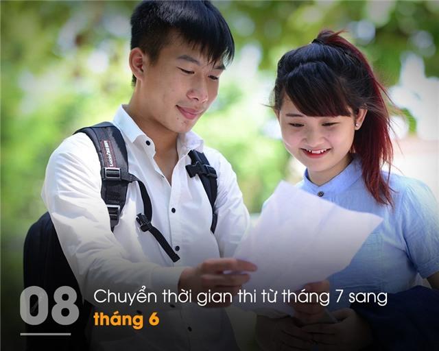 Thi THPT quoc gia 2017: 10 diem moi dang chu y hinh anh 8