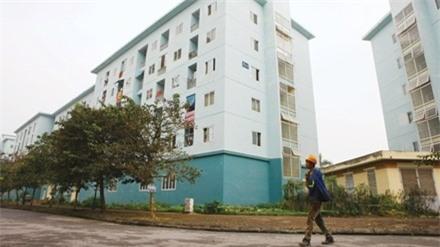 Người phải vay tiền mua nhà từ gói 30.000 tỷ đồng đều không  có thu nhập cao. Ảnh: Như Ý
