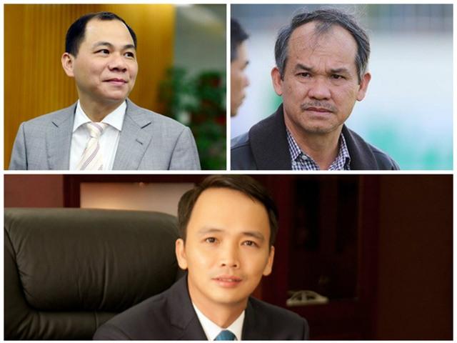 Trong khi ông Trịnh Văn Quyết trở thành người giàu thứ 2 thị trường chứng khoán nhờ mua thêm cổ phiếu thì bầu Đức ra khỏi Top 10 do giá HAG sụt giảm mạnh.