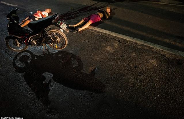 Chùm ảnh: Hơn 3.700 người đã chết trong cuộc chiến chống tội phạm ma túy ở Philippines - Ảnh 8.