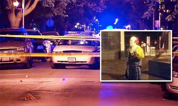 Người dân Úc ám ảnh trước sự khủng bố của những chú hề kinh dị trên đường phố - Ảnh 8.