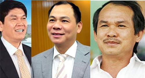đại gia Việt, doanh nhân Việt, FinTech, doanh nhân trẻ, giàu nhất Việt Nam, tỷ phú Việt