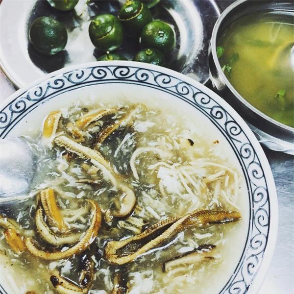 sup lươn