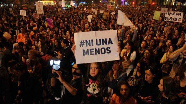 Argentina rúng động vụ cô gái 16 tuổi chết vì bị ép dùng ma túy rồi cưỡng hiếp dã man - Ảnh 4.