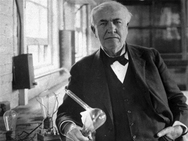 Thomas Edison, tự học, thiên tài