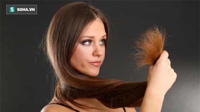 Nhìn tóc cũng có thể đoán ra cơ thể bạn đang mắc bệnh - Ảnh 3.