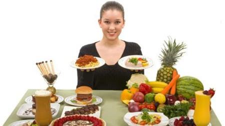 Trái cây hay rau củ là những thực phẩm rất tốt cho cơ thể.