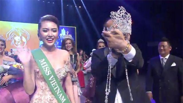 Lặng lẽ đi thi, đại diện Việt Nam - Ngọc Duyên bất ngờ đăng quang Miss Global Beauty Queen 2016 - Ảnh 2.