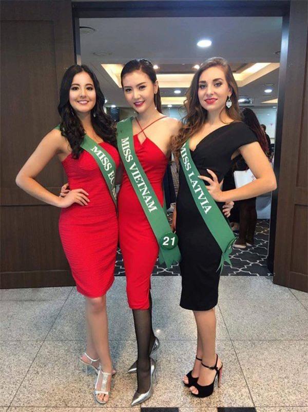 Lặng lẽ đi thi, đại diện Việt Nam - Ngọc Duyên bất ngờ đăng quang Miss Global Beauty Queen 2016 - Ảnh 8.