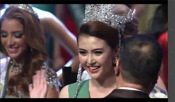 Ngọc Duyên đăng quang Miss Global Beauty Queen 2016 0