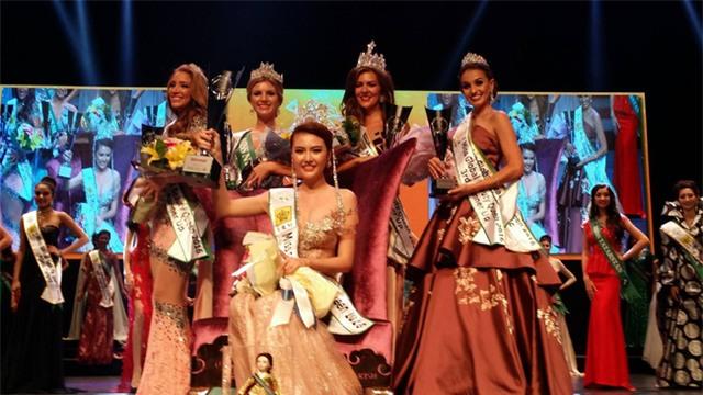 Xướng tên Ngọc Duyên cho danh hiệu cao quý nhất, cuộc thi Miss Global Beauty Queen 2016 có tầm cỡ như thế nào? - Ảnh 13.