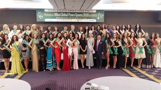 Xướng tên Ngọc Duyên cho danh hiệu cao quý nhất, cuộc thi Miss Global Beauty Queen 2016 có tầm cỡ như thế nào? - Ảnh 14.