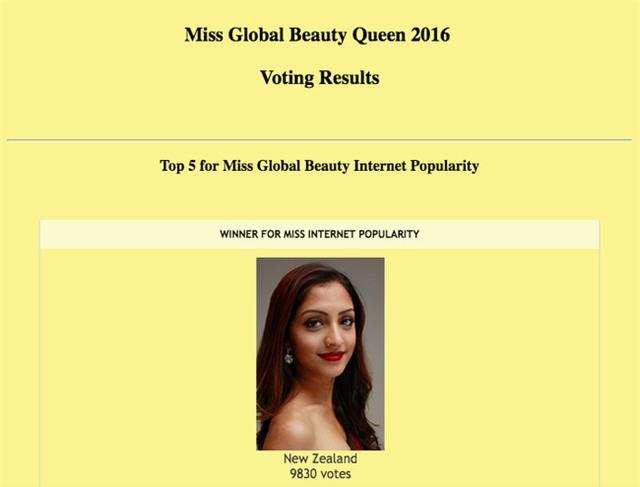Xướng tên Ngọc Duyên cho danh hiệu cao quý nhất, cuộc thi Miss Global Beauty Queen 2016 có tầm cỡ như thế nào? - Ảnh 18.