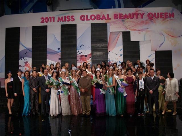Xướng tên Ngọc Duyên cho danh hiệu cao quý nhất, cuộc thi Miss Global Beauty Queen 2016 có tầm cỡ như thế nào? - Ảnh 3.