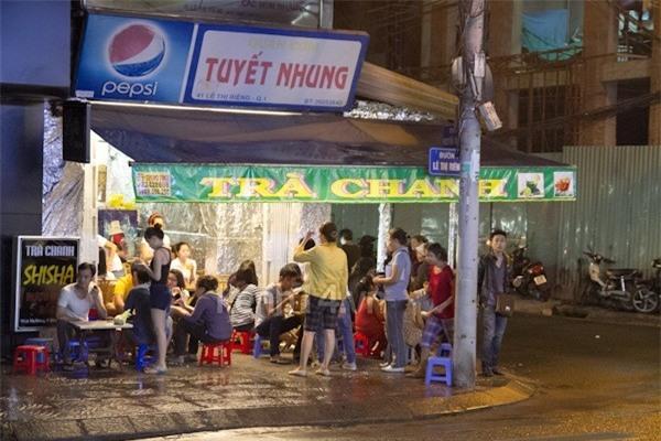 Giải mã sự lụi tàn nhanh chóng của trà chanh sau thời gian gây bão ở Sài Gòn - Ảnh 1.