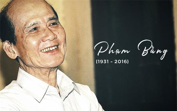 nghệ sĩ Phạm Bằng qua đời vì viêm gan, mật