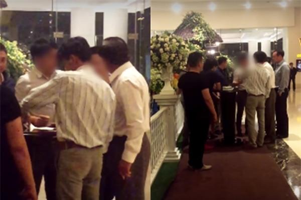 Cô dâu chú rể ở Sài Gòn bị nhiếp ảnh gia thuê người đập phá đám cưới để đòi tiền - Ảnh 7.