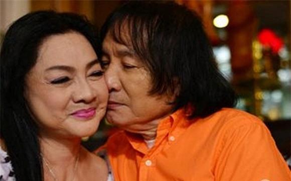 Ở tuổi 70, nghệ sĩ Minh Vương vui sống bên bà xã trẻ trung 1