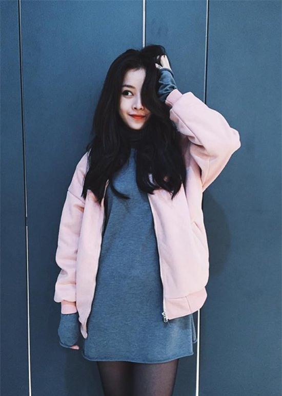 Trang phục dạo phố của 3 hot girl đình đám 3