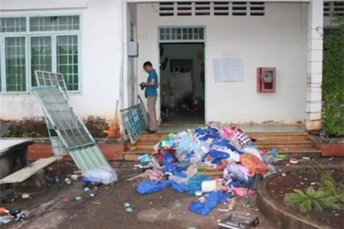 Đã bắt hơn 30 học viên cai nghiện đập phá trại, trốn ra ngoài - Ảnh 4.