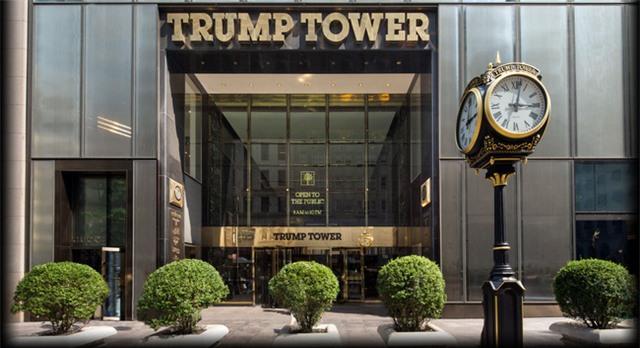 Tân Tổng thống Mỹ Donald Trump giàu cỡ nào? - Ảnh 1.