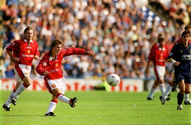 Beckham không trở thành huyền thoại nhờ vẻ ngoài soái ca - Ảnh 5.