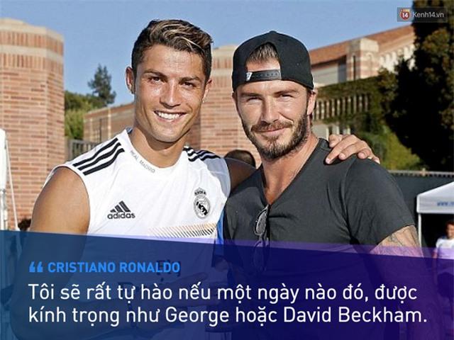 Beckham không trở thành huyền thoại nhờ vẻ ngoài soái ca - Ảnh 6.