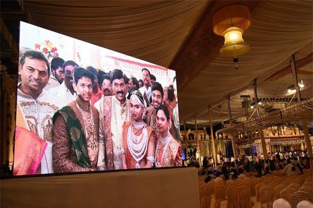 Đám cưới xa hoa ngút trời có giá 1.600 tỷ với thiệp mời dát vàng ở Ấn Độ - Ảnh 4.