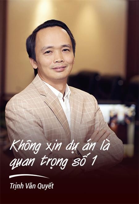 '5 không' trong kinh doanh bất động sản của ông Trịnh Văn Quyết - Ảnh 4.