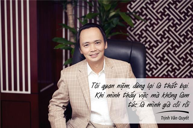 '5 không' trong kinh doanh bất động sản của ông Trịnh Văn Quyết - Ảnh 6.
