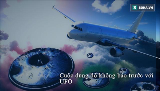 Máy bay chở khách đụng độ với UFO bí ẩn, hàng chục hành khách suýt bỏ mạng - Ảnh 1.
