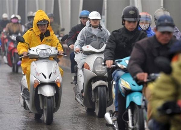 Kết quả hình ảnh cho Hà Nội sắp mưa rét 14 độ