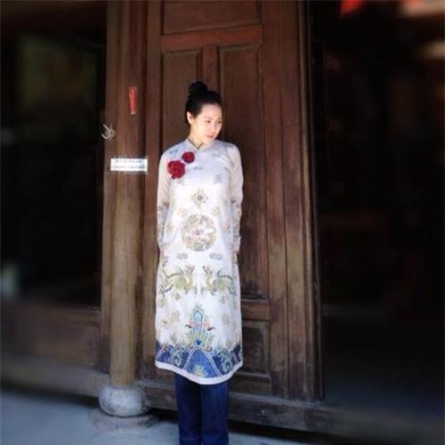 Vợ Tùng Dương  4