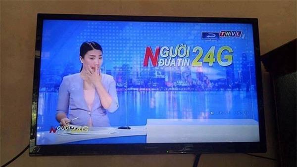 Nữ MC xinh đẹp lên tiếng về hành động ngoáy mũi trên sóng truyền hình - Ảnh 2.