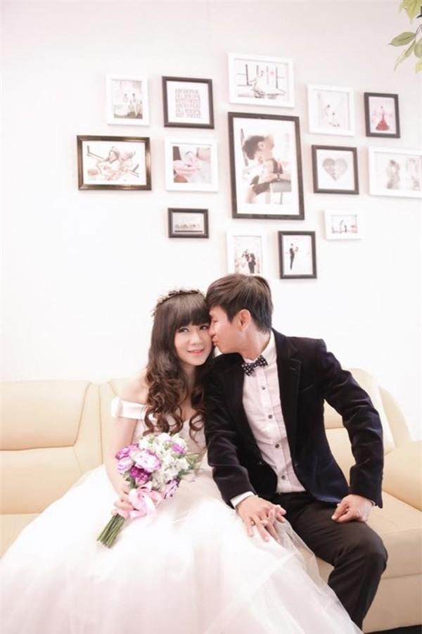 Bất chấp khoảng cách tuổi tác, Lý Hải và Minh Hà vẫn rất hạnh phúc.