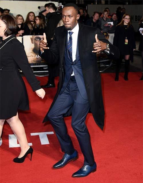 """Usain Bolt ra mắt phim, """"rừng"""" sao VIP, vũ công nóng bỏng tề tựu - 6"""