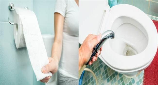 Thói quen tưởng tốt đang phát tán mầm bệnh trong nhà vệ sinh - Ảnh 1.