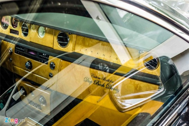 Rolls-Royce cua ba Bach Diep tai xuat o Sai Gon hinh anh 3