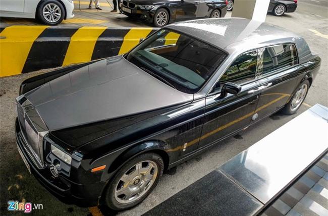 Rolls-Royce cua ba Bach Diep tai xuat o Sai Gon hinh anh 4