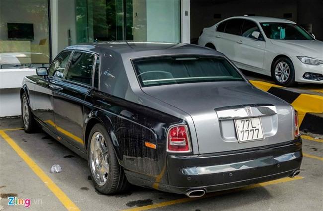 Rolls-Royce cua ba Bach Diep tai xuat o Sai Gon hinh anh 5